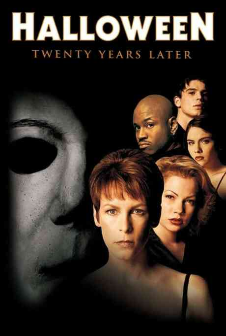 Halloween H2O: 20 Years Later Poster
