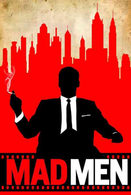 Mad Men: 101: Smoke Gets in Your Eyes Poster