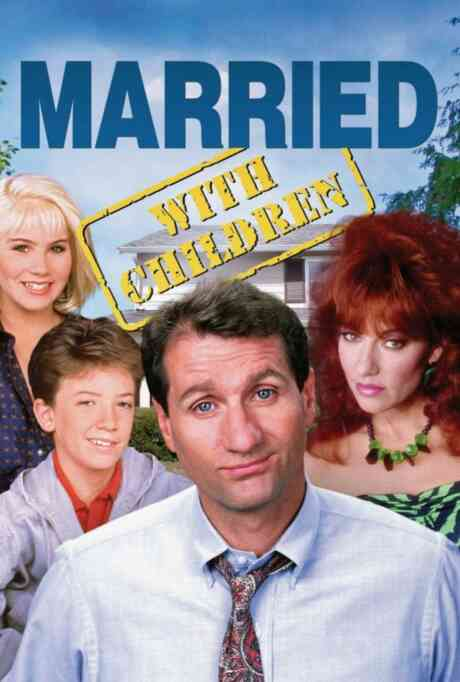 Married with Children: 101: Pilot Poster