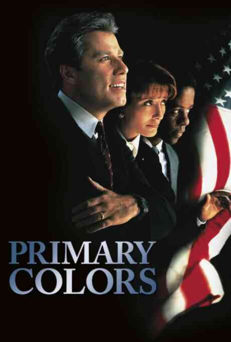 Primary Colors Poster