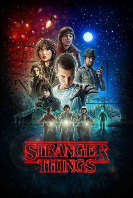 Stranger Things: 101: Chapter One: The Vanishing of Will Byers Poster