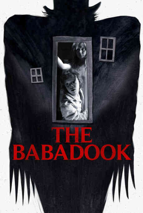 The Babadook Poster