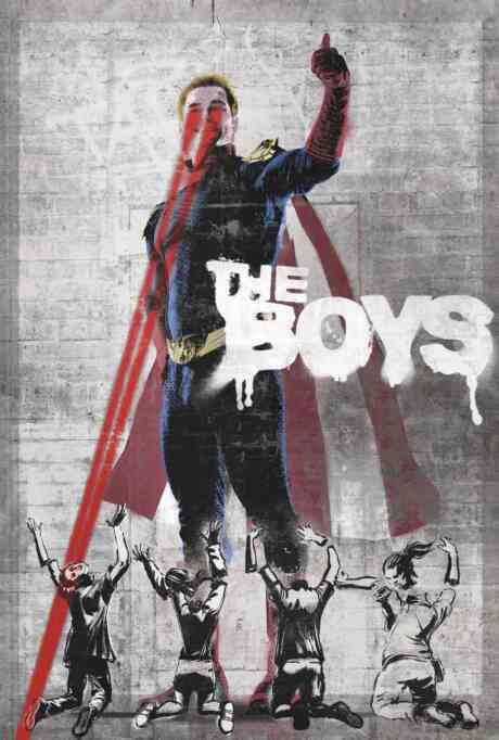 The Boys: 101: The Name of the Game Poster