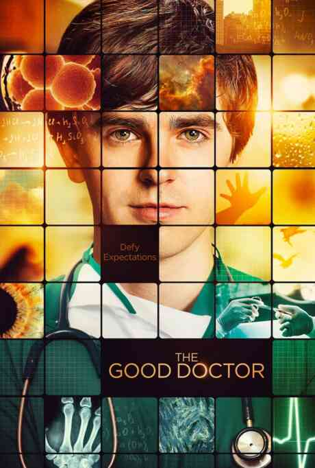 The Good Doctor: 101: Burnt Food Poster