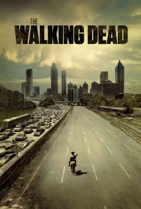 The Walking Dead: 101: Days Gone by Poster