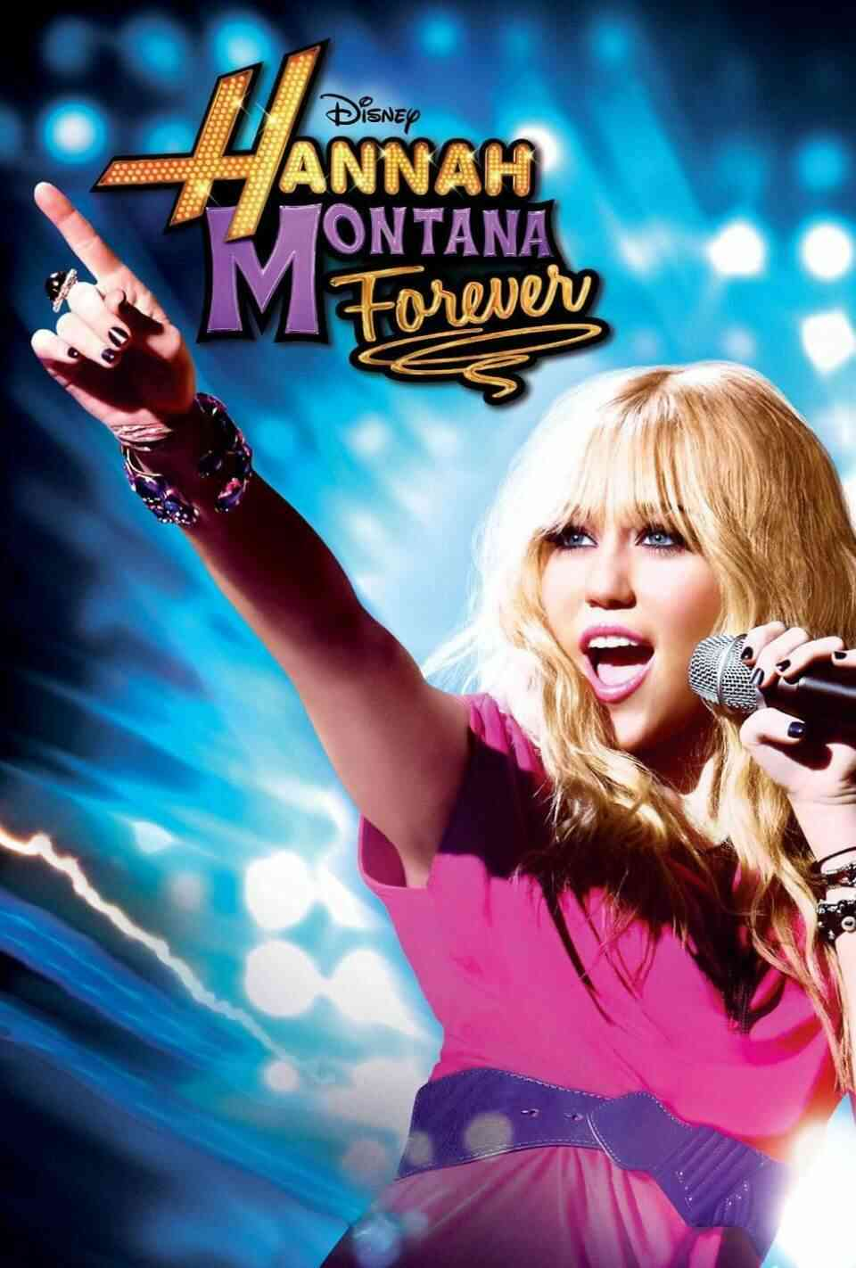 Hannah Montana: 101: Lilly, Do You Want to Know a Secret? Poster
