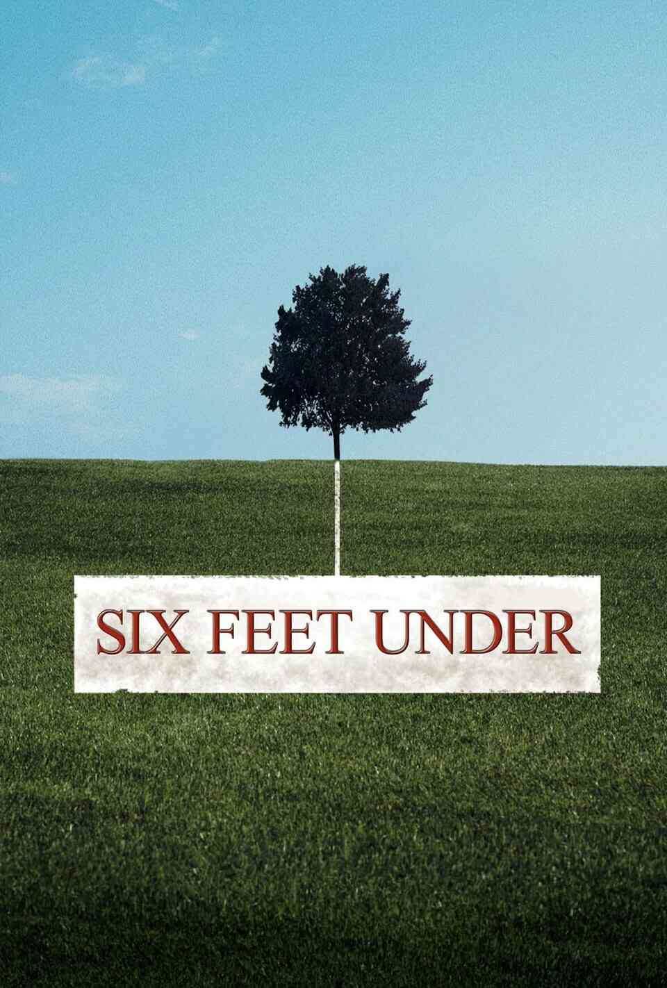 Six Feet Under: 103: The Foot Poster