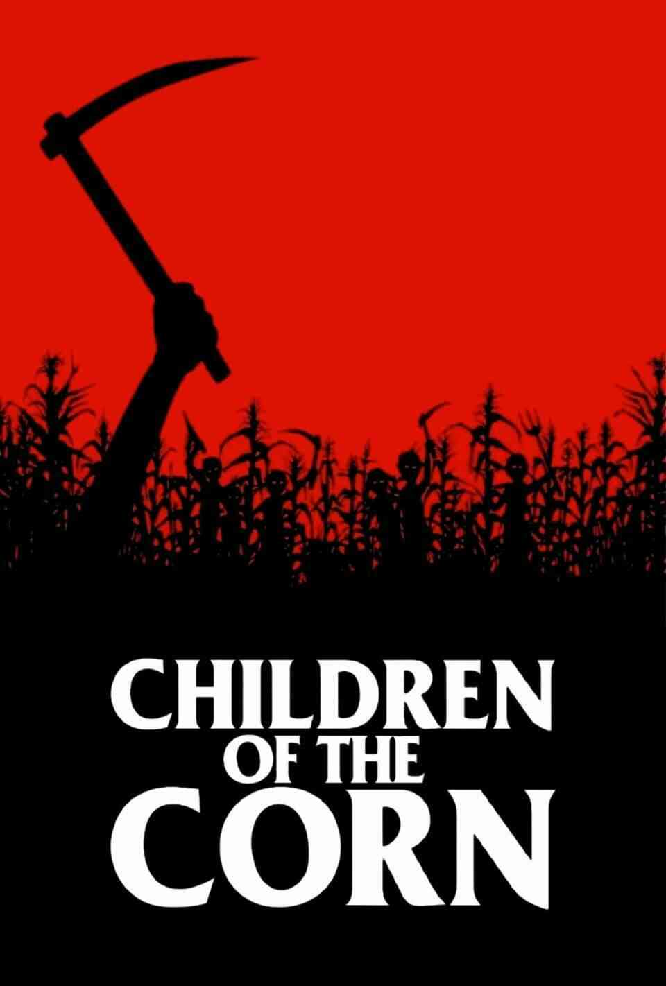 The Children of the Corn Poster