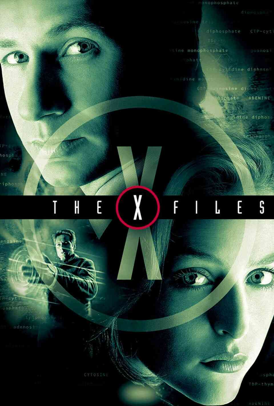 The X-Files: 203: Blood Poster