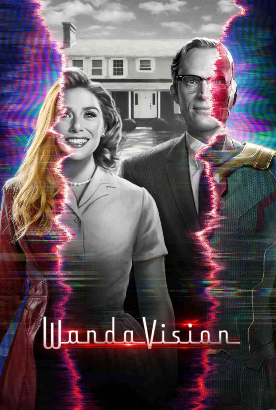 WandaVision: 101: Filmed Before a Live Studio Audience Poster